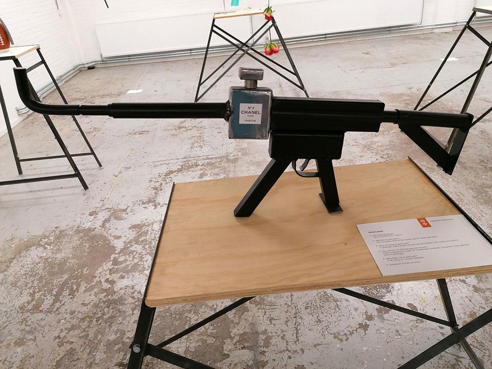 Lesbrief 'Maak een vredeswapen' uitdaging voor scholieren