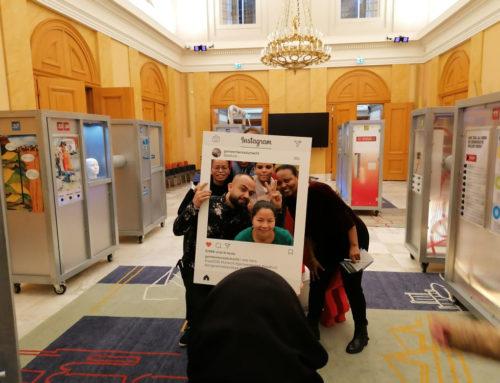 Tentoonstelling Democratiefabriek weer in bedrijf in Zwolle en Utrecht